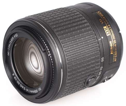 Nikon AF-S DX NIKKOR 55-200mm f/4-5.6G ED VR II Lens. Brand New Sealed