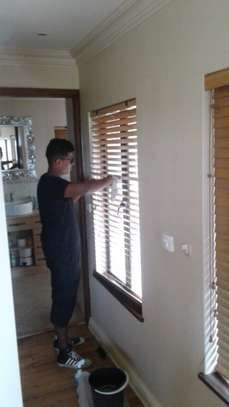 House painting ,tilling ,bathroom makeovers ,blinds ,electrical ETC image 4