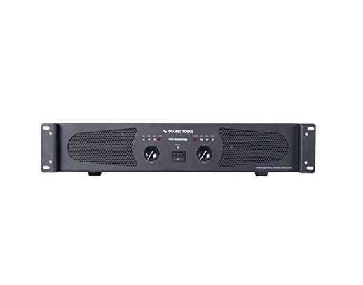 Sound Town Professional Dual-Channel, 2 x 1500W at 4-ohm, 6000W Peak Output Power Amplifier image 1