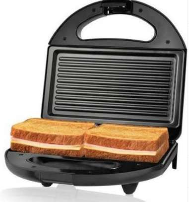 12 inch electric sandwich grill pan image 1