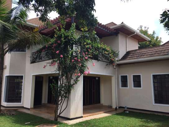4 bedroom townhouse for rent in Kiambu Road image 1