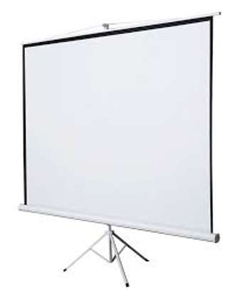 Best Quality Projection Screens For Hire image 5