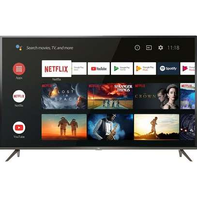 TCL 40 inch Android Smart Frameless Digital TVs image 1