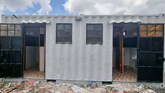 20ft container ablution units image 5