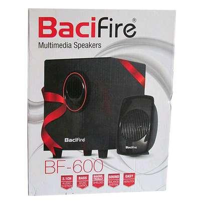 Basifire speaker image 1