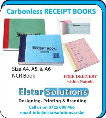 Receipt Books image 1