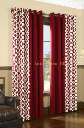 Beautiful curtains and sheers image 6