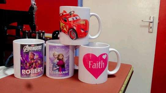 Printed mugs image 1
