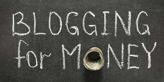 Blogging For Profit-EBOOK image 1