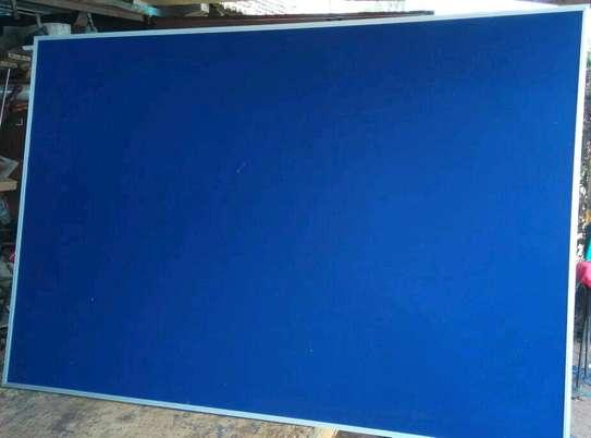 Aluminium  frame noticeboards 4*4 image 1