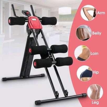 Abs generator workout machine image 3