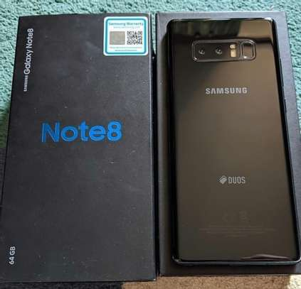 Samsung note 8 *256gb* image 2