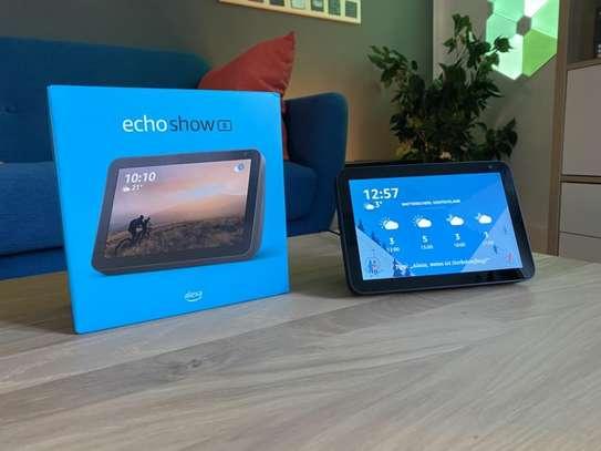 """Amazon - Echo Show 8"""" Smart Display with Alexa image 5"""