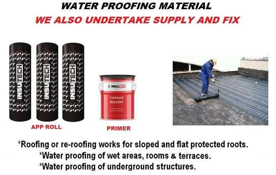 WATERPROOFING image 1