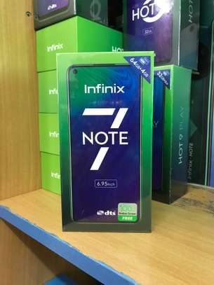 Infinix Note 7 64gb image 1