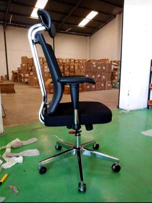 Executive Orthopedic Office Chair image 3