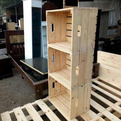 Wooden Crates image 1