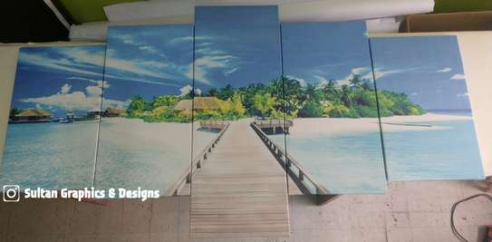 Canvas wall hangings image 3