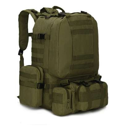 Military Bag 55L-Tactical Bag/Trekking/hiking/camping/Traveling bag image 7