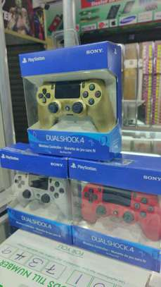 playstation 4 with extra pad image 2