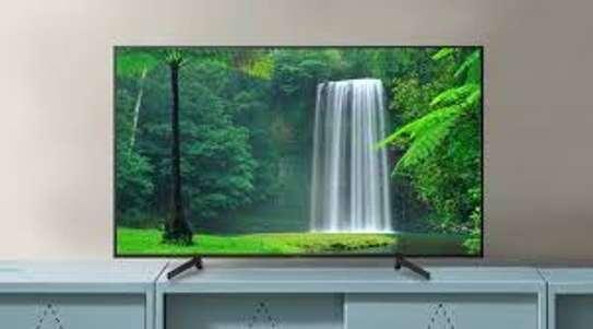 Vitron Android 50 inch Smart UHD-4K Digital Frameless Tvs image 1