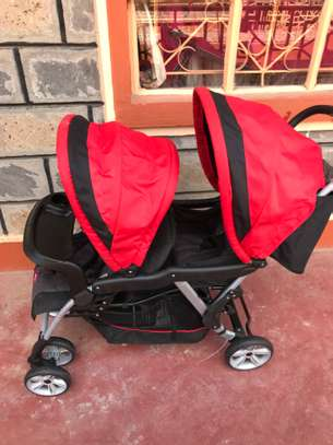 Baby stroller image 1