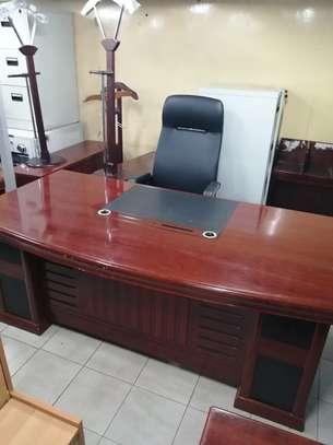 Executive office desk image 6
