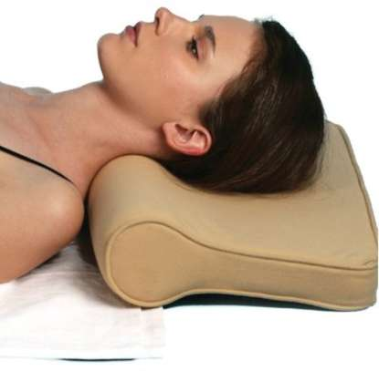 Contoured Cervical Pillow image 1