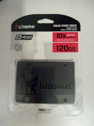 "Kingston A400 120GB SSD 2.5"" SATA3 image 3"