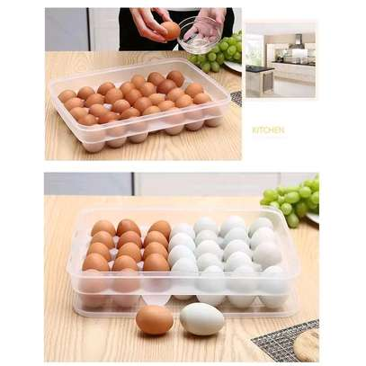 Egg tray 34 pieces image 1