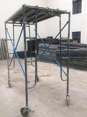 scaffolding modular frames image 1