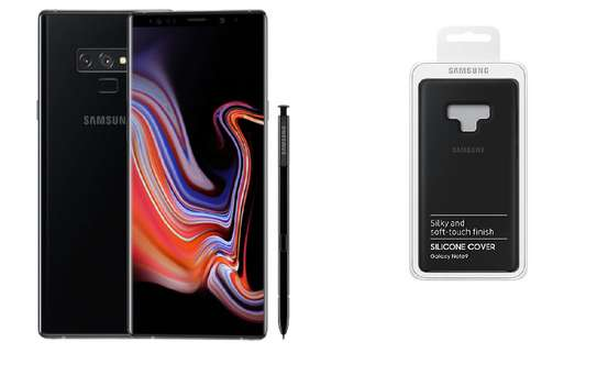 New Samsung Note 9 (6GB + 128GB) Free Silicon cover image 4