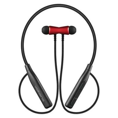 Volkano Bluetooth Earphones W/ Neckband image 1