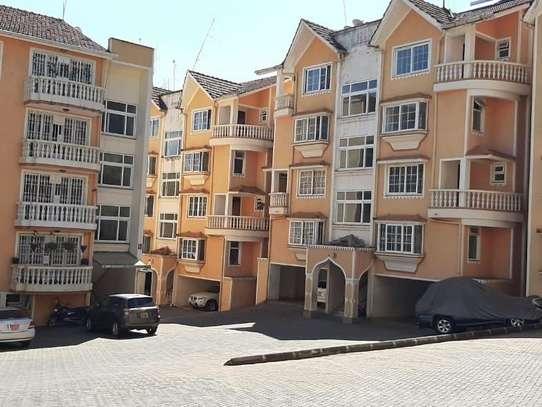 4 bedroom apartment for rent in Rhapta Road image 1