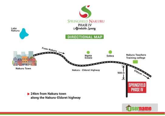 Affordable plots for sale in Nakuru image 2