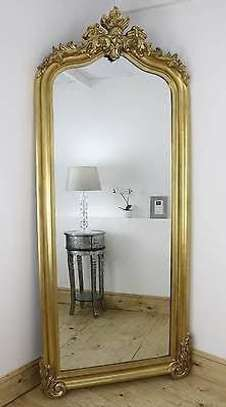 Antique 7foot mirrors image 3