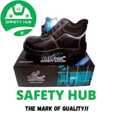 Vaultex work boots image 2
