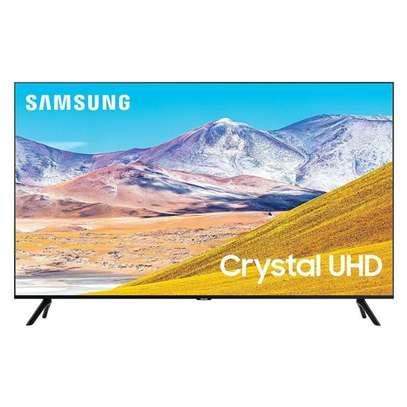Samsung 50 Inch 4K Smart TV – Crystal UHD – 50TU8000 image 1