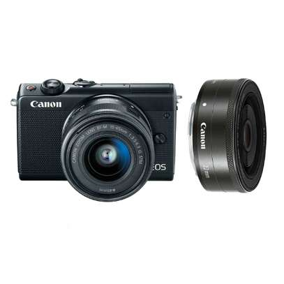 CANON EOS M10 selfie camera (ideal for VLOGGING) image 3