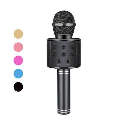 Karaoke Microphone with Bluetooth image 7