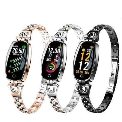 H8 Intelligent Waterproof Women Digital Smartwatch image 3