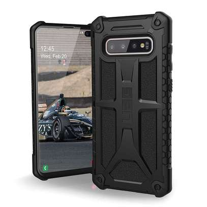 UAG Hybrid  Military-Armored Hard Case for Samsung S10 S10e S10 Plus image 2