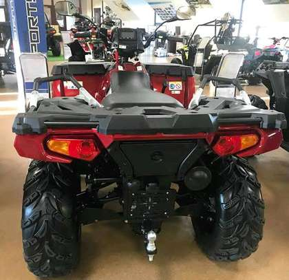 Polaris quadbike