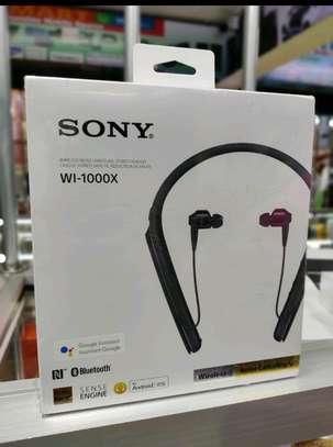 Sony wi-1000x image 1