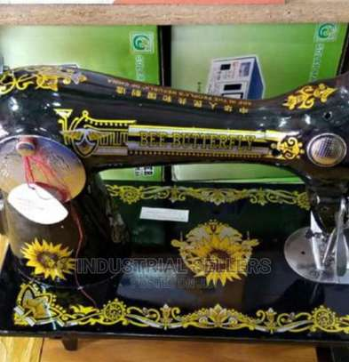 Instant Butterfly Sewing Machine image 1