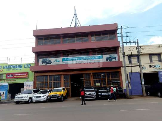 Kisumu Central Area - Commercial Property, Warehouse