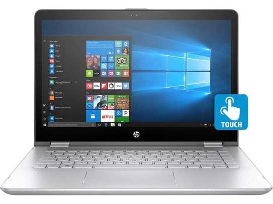 "HP Pavilion X360 14-Ba253cl 2-In-1 14"" Intel Core I5-8265U 8GB RAM image 1"