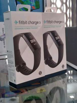 Fitbit Charge 3 Advanced Fitness Tracker brand new and sealed in a shop. image 1