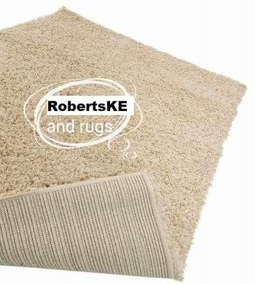 Turkish soft carpet beige image 1