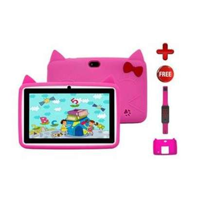 Wintouch K75 Tablet - 7 Inch, 8GB, 512MB RAM, WiFi, Red image 1